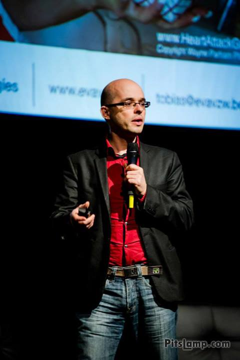 tobias leenaert speaking