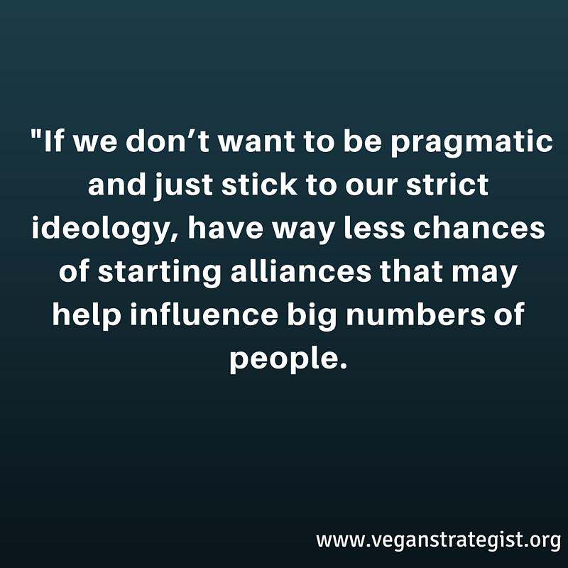 stick to ideology