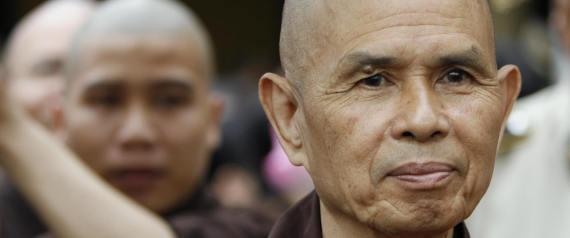 CORRECTIONZen Buddhist leader Thich Nh