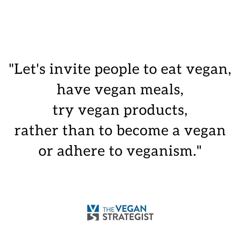 Adj Noun The Vegan Strategist